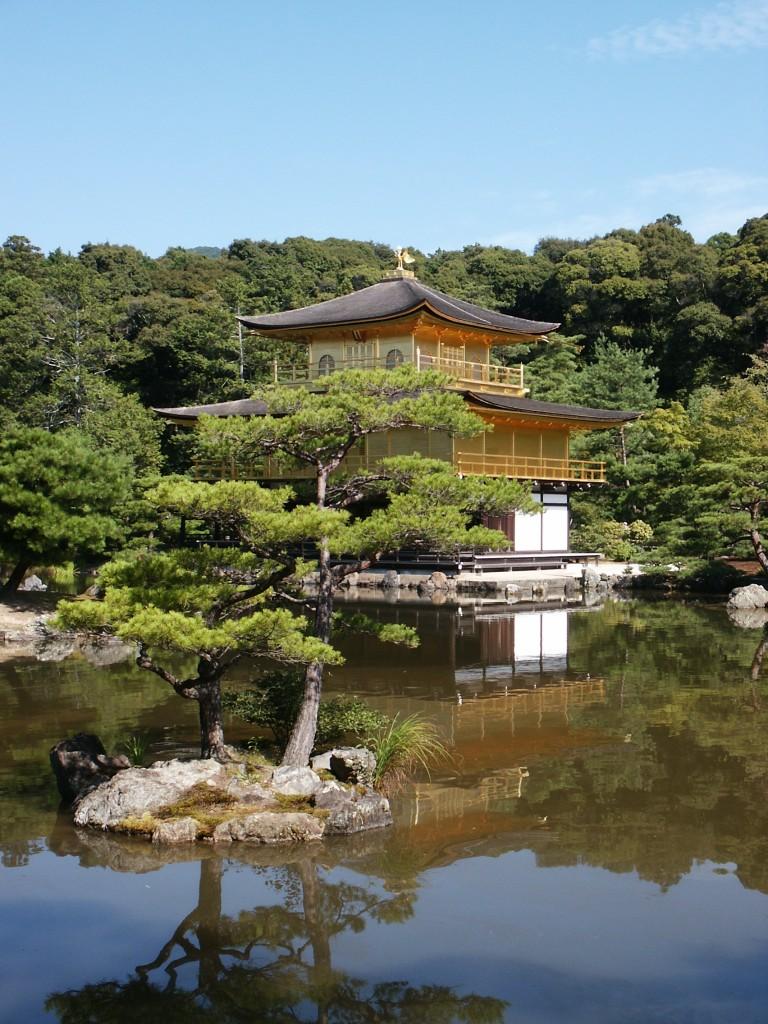 Templo de Oro (Kyoto)