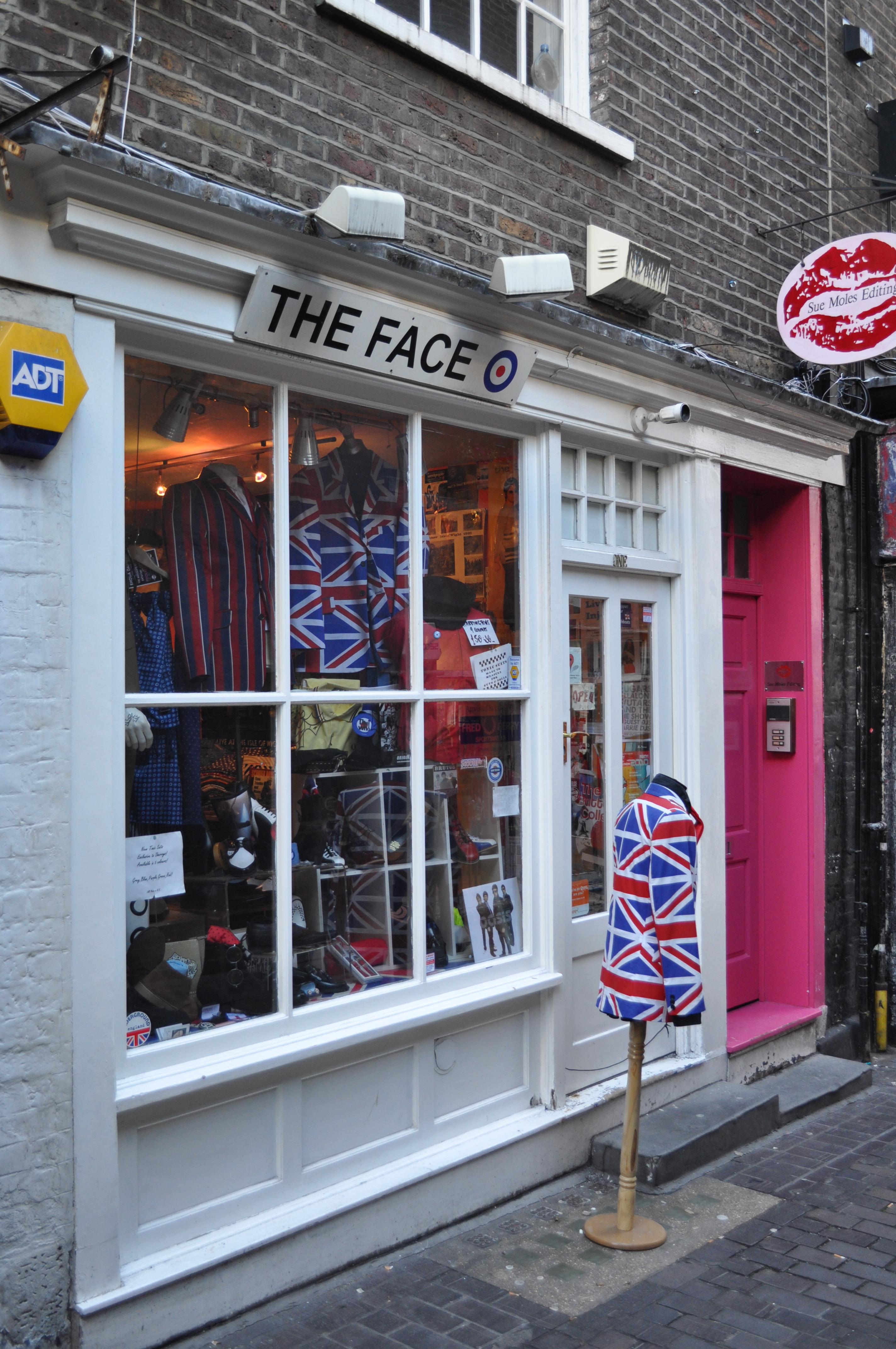 Tiendas Vintage En Londres Mercadillos Outlets Y Tiendas Chic  ~ Mercadillo De Segunda Mano Madrid