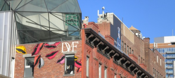 Tienda DVF MeatPacking Nueva York