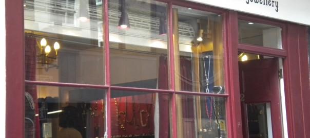 Tienda Mor en Llondres (Carnaby St)