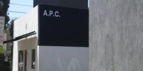 A.P.C en Melrose Ave. Los Angeles