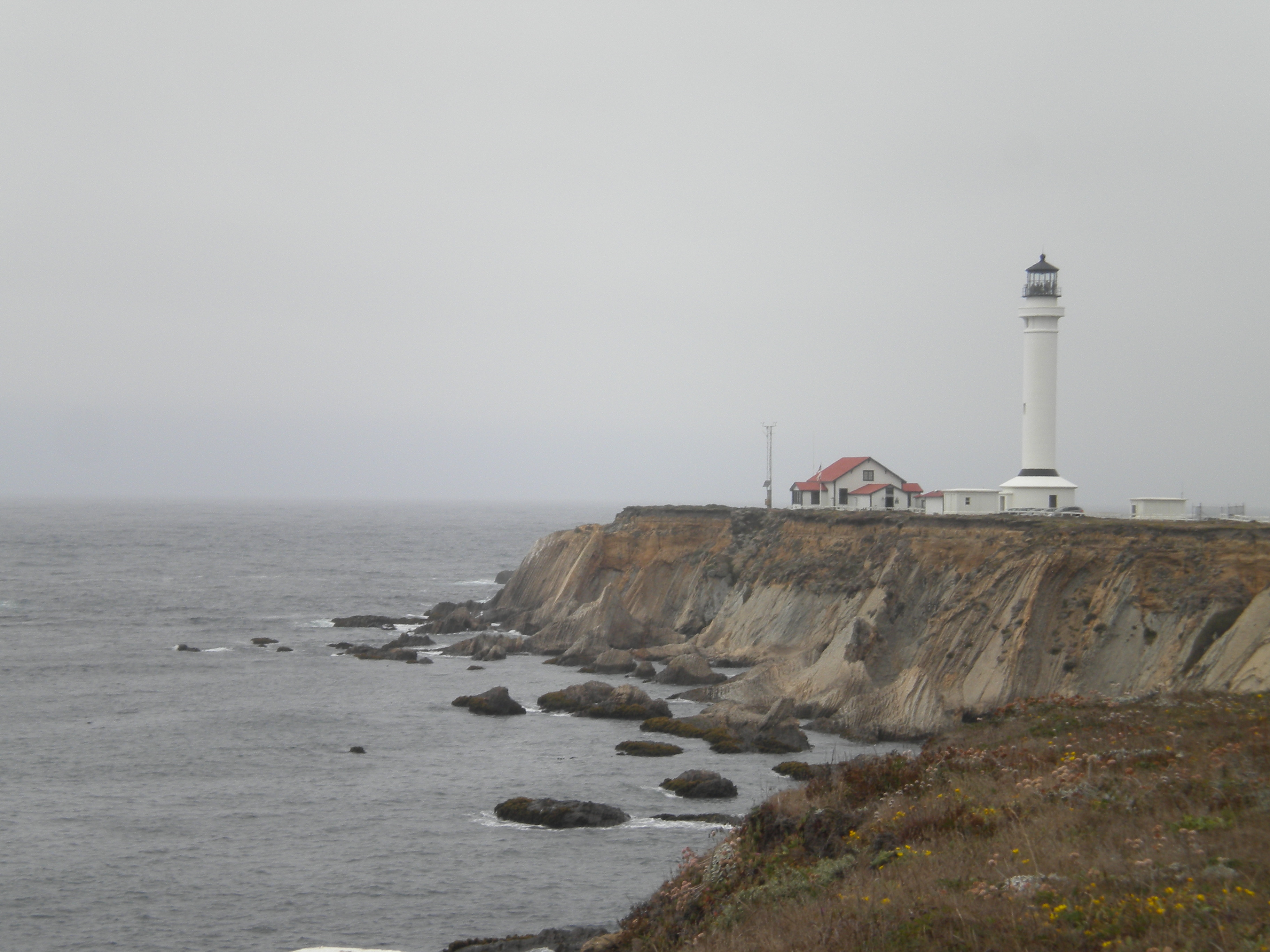 Faro Point Arena. California