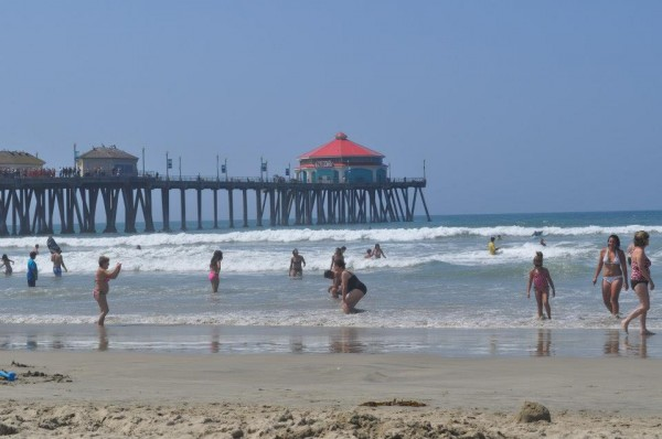 Huntington Beach. Orange County. California