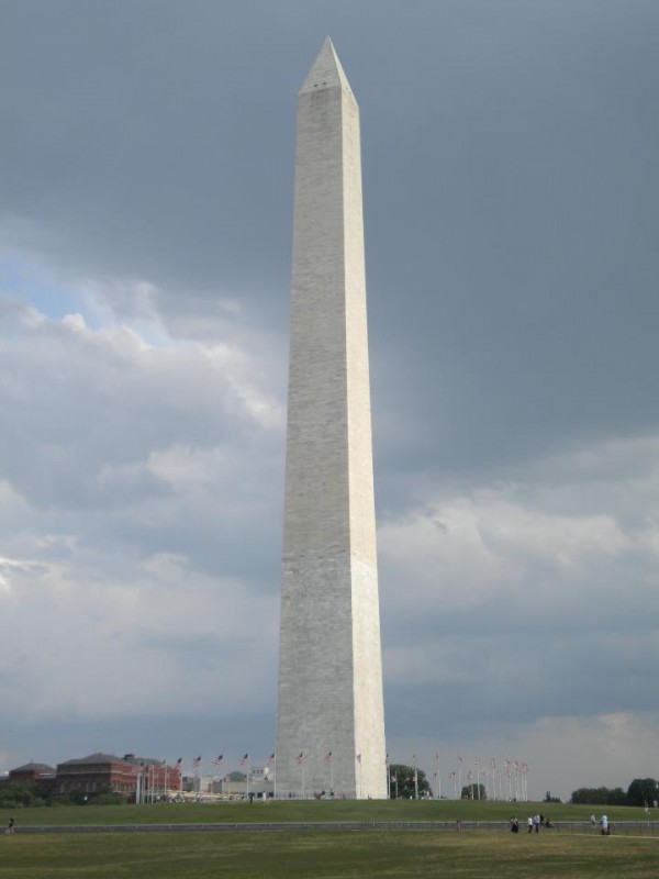 Obelisco en Washington