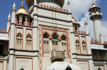 Arab Quarter (Kampong Glam). Singapur