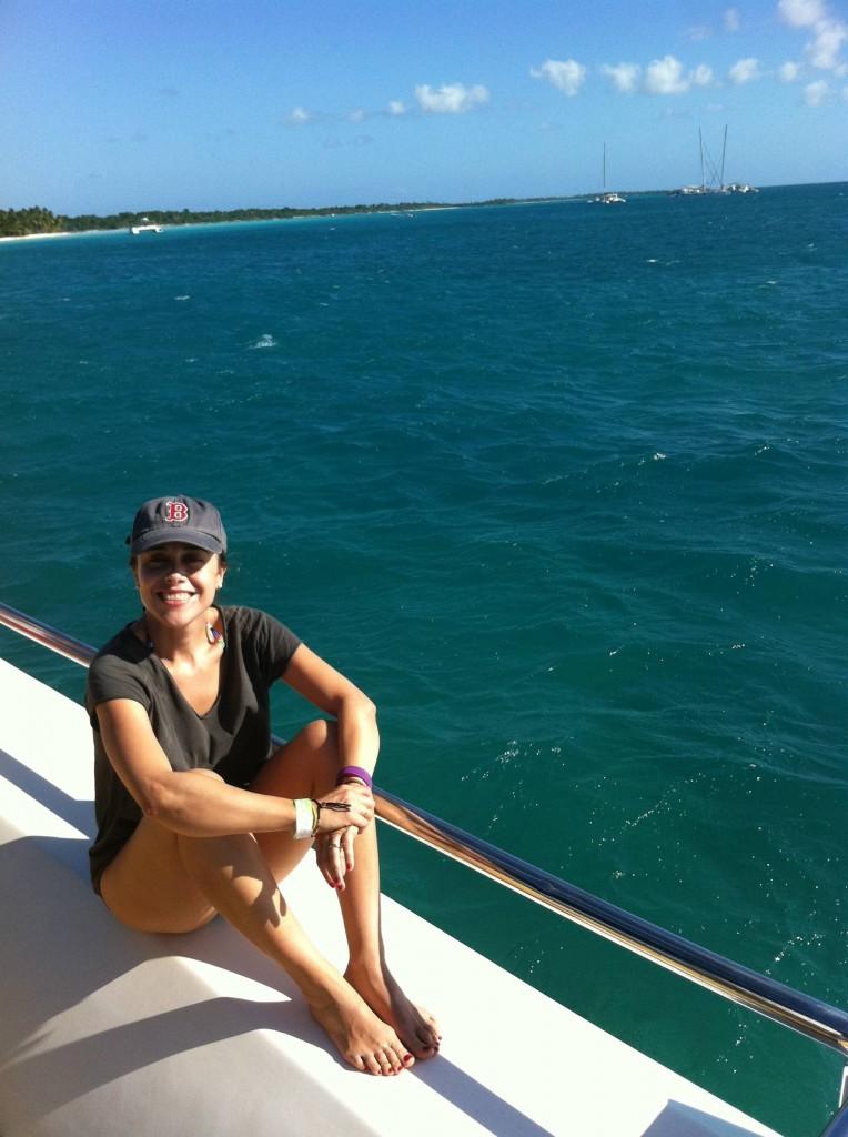 Viajes al Caribe. Excursión en catamarán