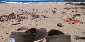Playa Cocles en Puerto Viejo. Limón. Costa Rica