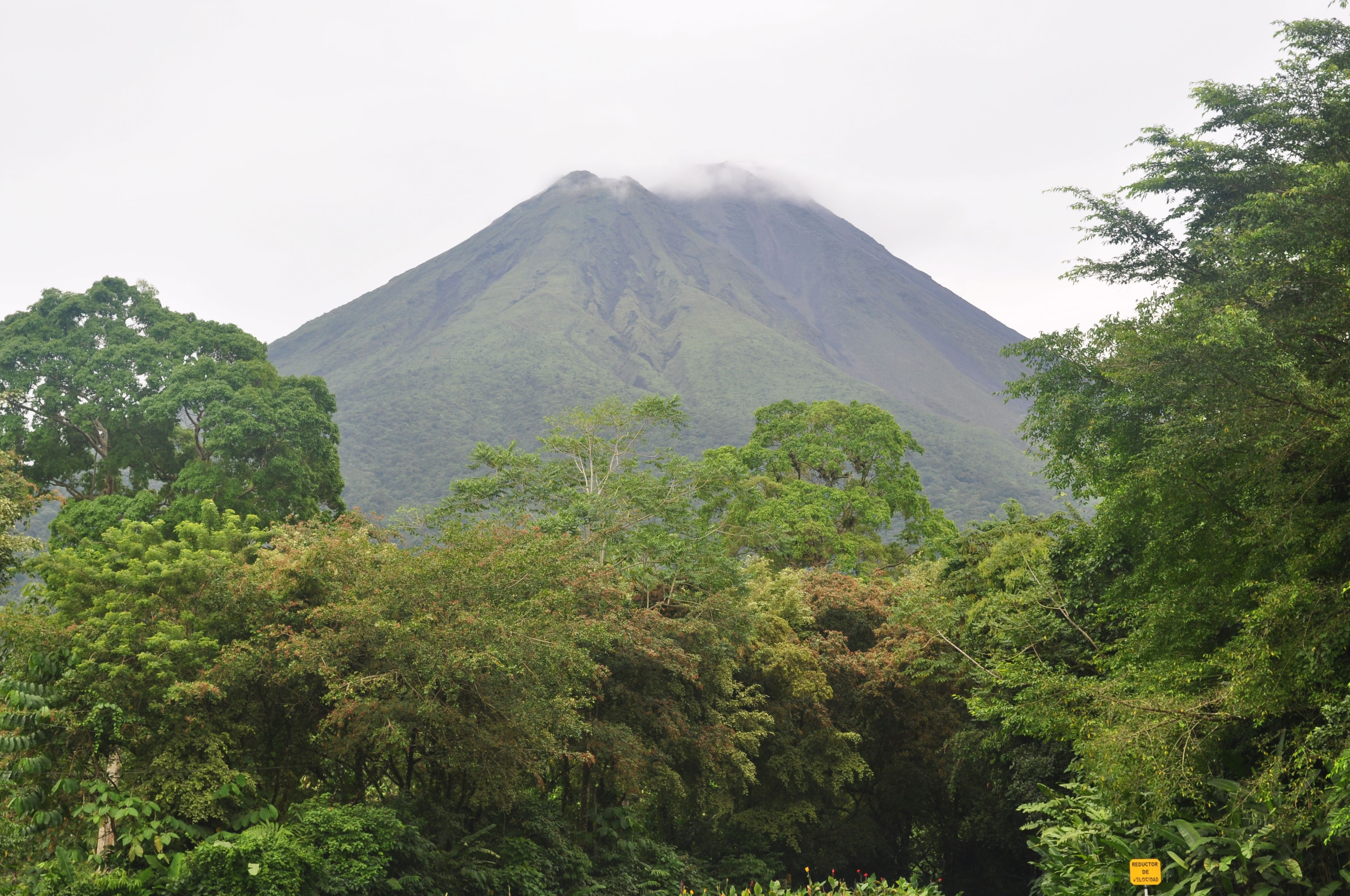 Volcán Arenal. Costa Rica