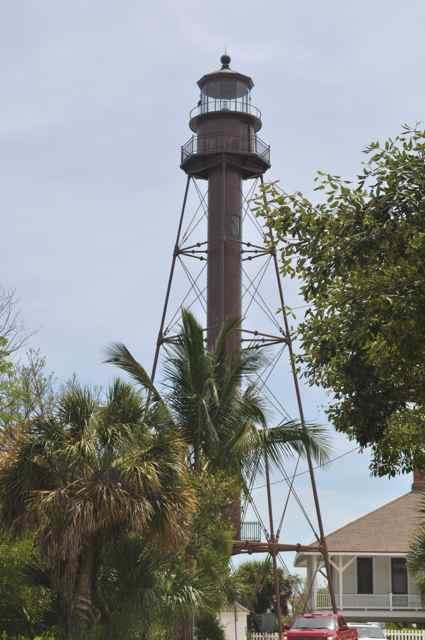 Faro de Sanibel Island. Florida