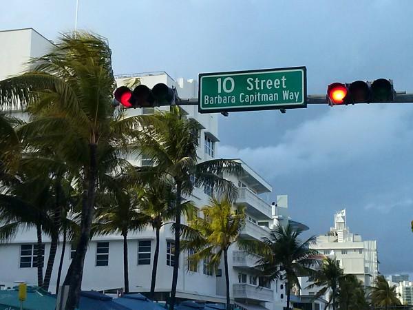 Comienzo de ruta por el Art Decó. Miami Beach