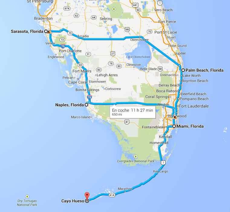 que ver en el sur de Florida