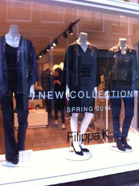 Tienda de Filippa K en Amsterdam
