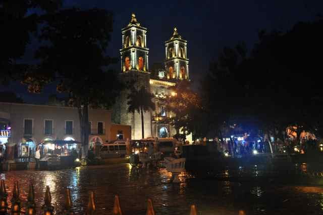 Iglesia San Servacio o Gervasio. Valladolid (México)