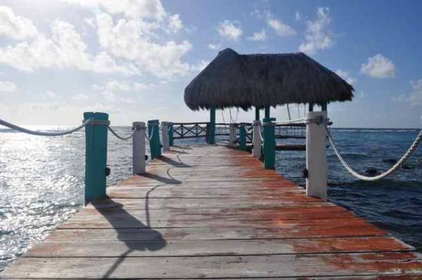 Amanecer en Riviera Maya (6:00 am)