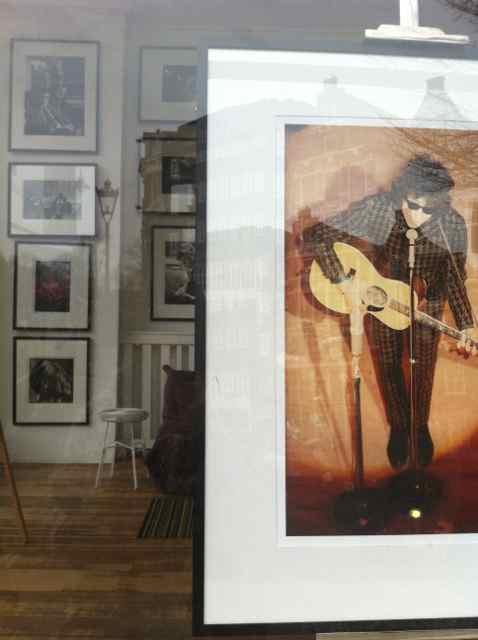 Rockarchive. Galería de fotografías de músicos en  Amsterdam