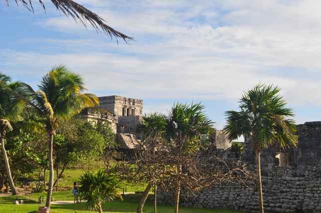 Complejo Arqueológico de Tulum (Riviera Maya)