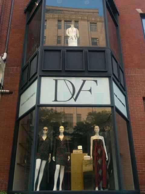 DVF en Back Bay (Boston)