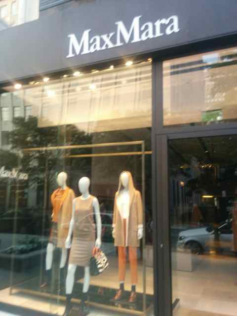 Max Mara en Back Bay (Boston)