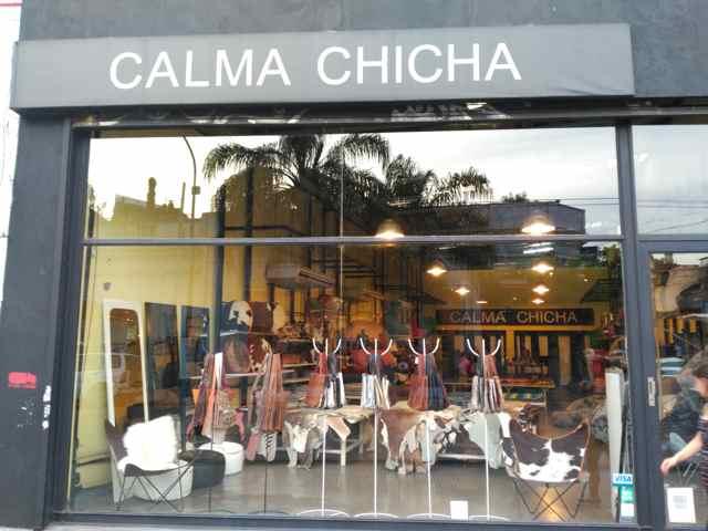 Calma Chica. Tiendas de Moda en Barrio Palermo