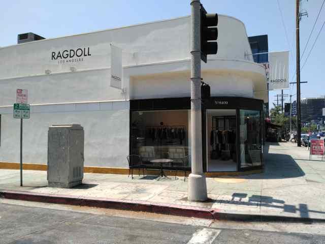 Tienda Ragdoll en Los Angeles