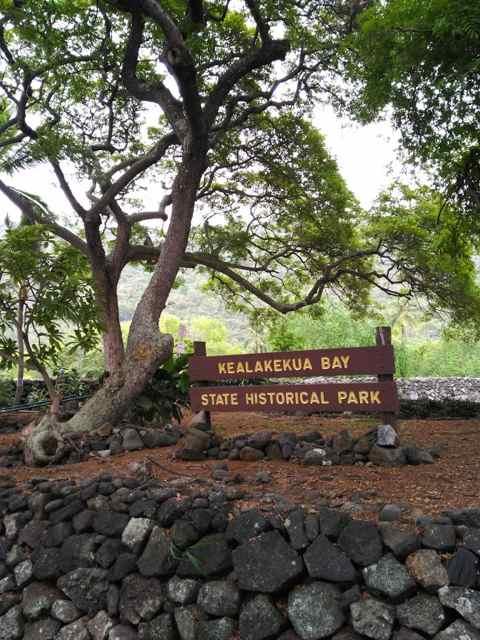 Bahía de Kealakekua (Big Island)