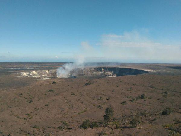 Volcán Kilauea (Big Island)